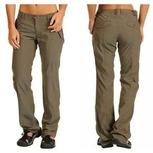 Patagonia Byway Cargo Hiking Pants Seaweed A0110